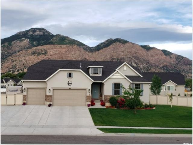 964 NORTH MARSHAL LN, Harrisville UT 84404