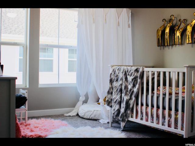 Staged Model - 3rd Floor Bedroom