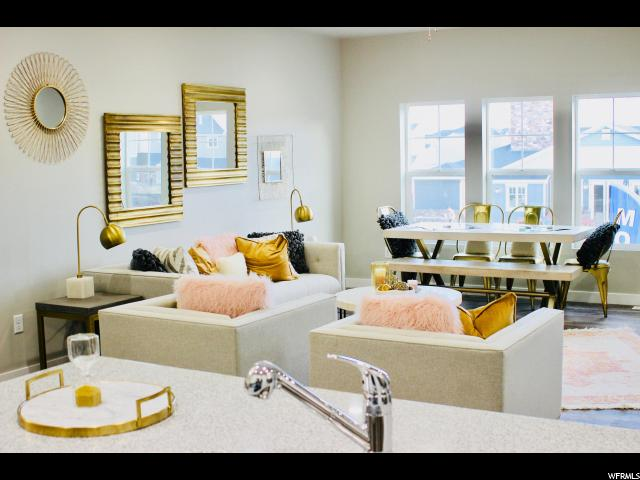 Staged Model - 2nd Floor Family Room