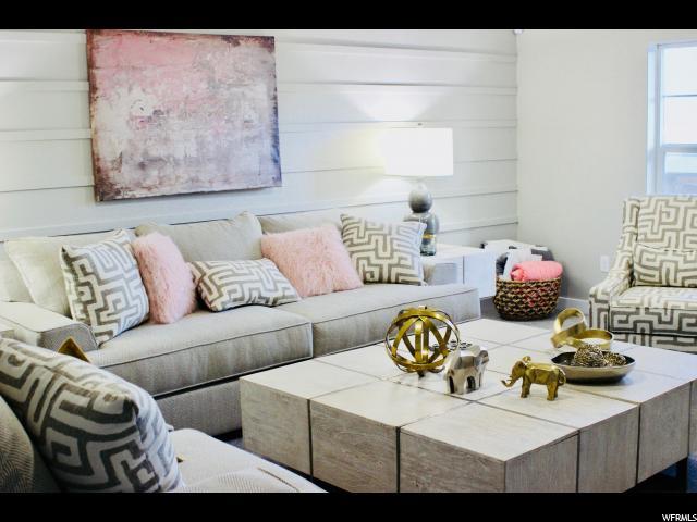 Staged Model - 1st Floor Family Room