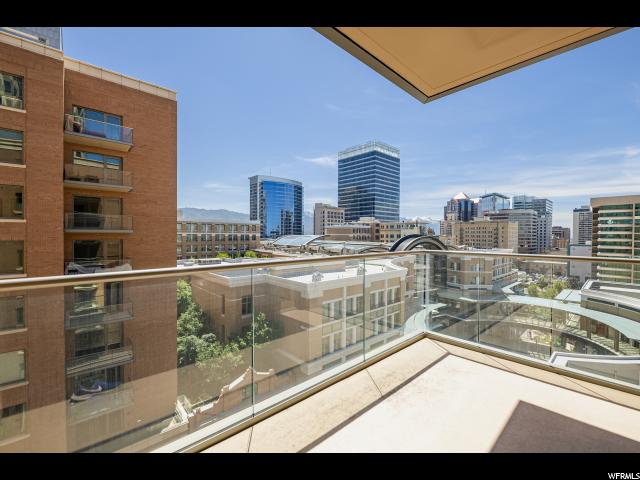 Home for sale at 55 W South Temple #804, Salt Lake City, UT 84101. Listed at 899000 with 2 bedrooms, 2 bathrooms and 1,830 total square feet