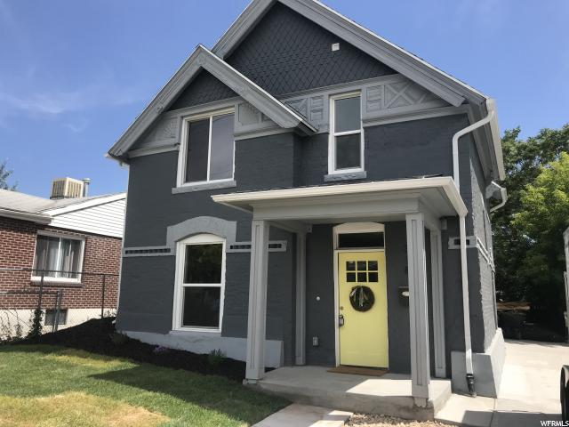 Home for sale at 318 E 1300 South, Salt Lake City, UT 84115. Listed at 450000 with 3 bedrooms, 3 bathrooms and 1,618 total square feet