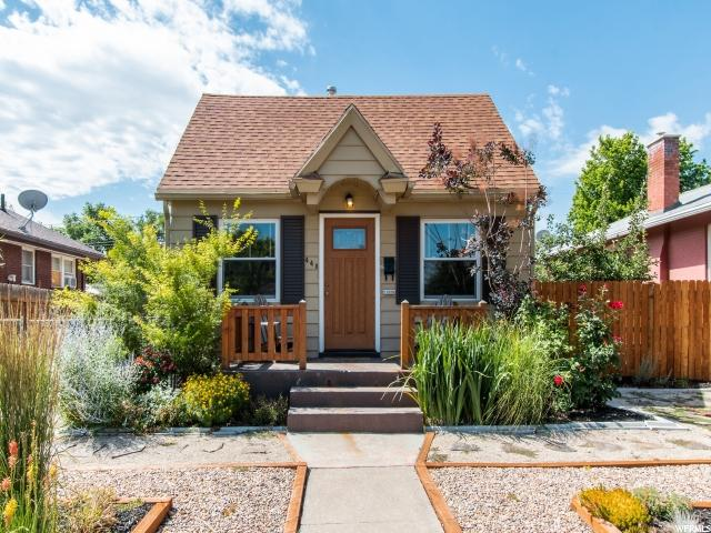 Home for sale at 448 E Sherman Ave, Salt Lake City, UT 84115. Listed at 325000 with 3 bedrooms, 1 bathrooms and 1,033 total square feet