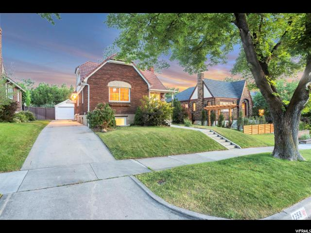 Home for sale at 1358 E Logan Ave, Salt Lake City, UT  84105. Listed at 575000 with 4 bedrooms, 2 bathrooms and 2,040 total square feet