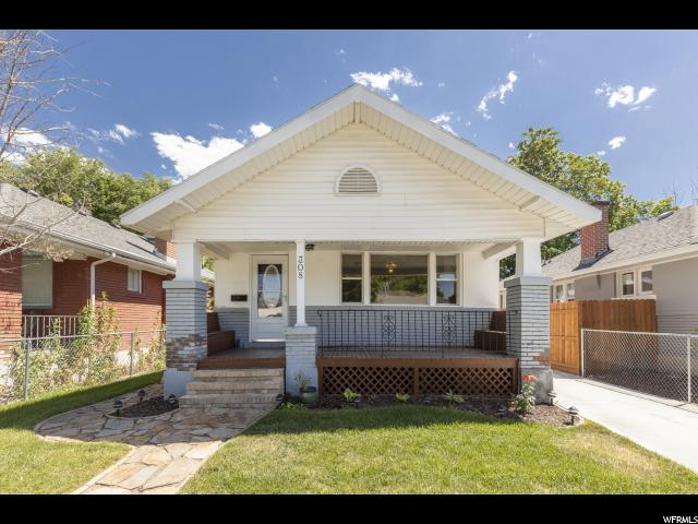 308 E MILTON AVE, Salt Lake City UT 84115