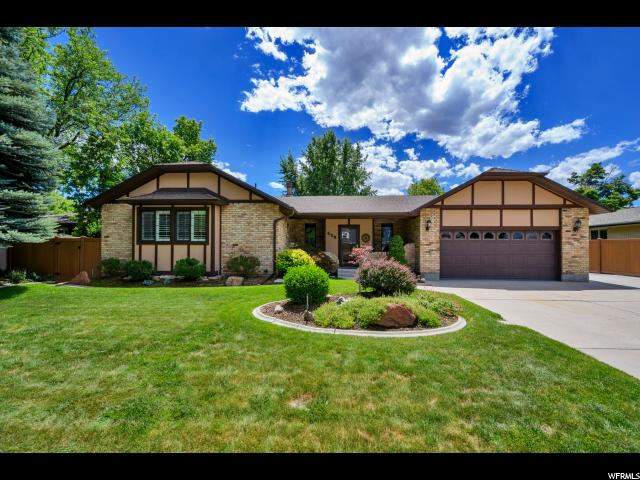 458 E EVESHAM DR, Salt Lake City UT 84107