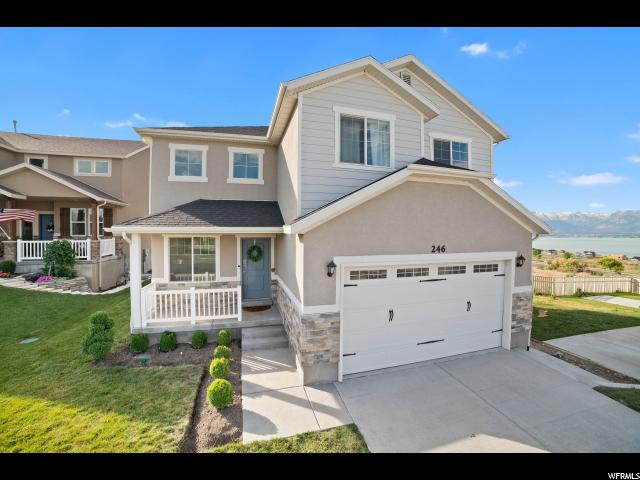 246 ROCKY CREEK WAY, Saratoga Springs UT 84045