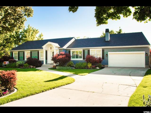 2106 E PARLEYS TERRACE WAY, Salt Lake City UT 84109