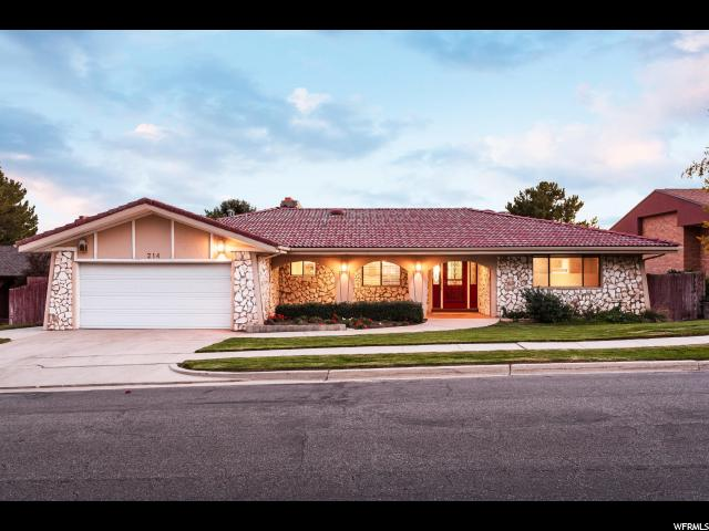 214 N SANDRUN RD, Salt Lake City UT 84103