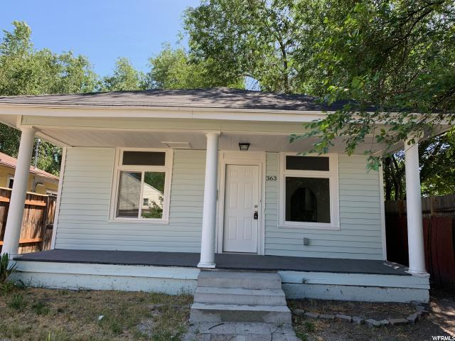 363 S GOSHEN ST, Salt Lake City UT 84104