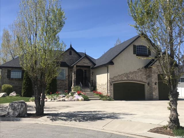 3258 W NEWCASTLE CIR, Syracuse UT 84075