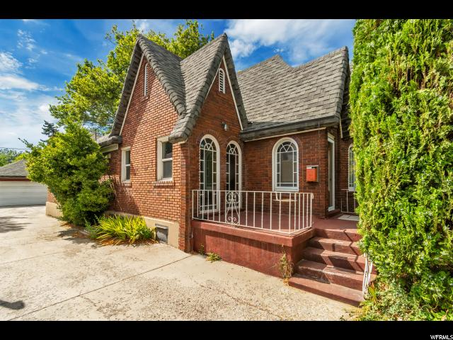 Home for sale at 1548 S 600 East, Salt Lake City, UT 84105. Listed at 465000 with 3 bedrooms, 2 bathrooms and 2,304 total square feet