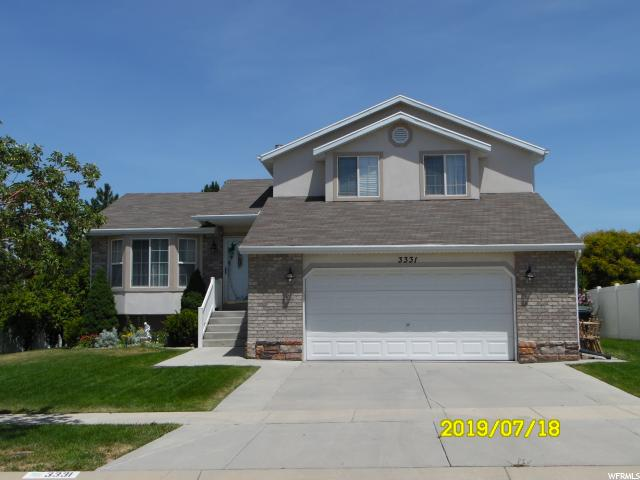 3331 S HUNTER VILLAGE DR, West Valley City UT 84128