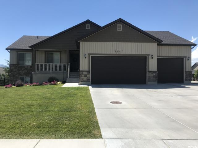 2887 N DAINES WAY, North Logan UT 84341