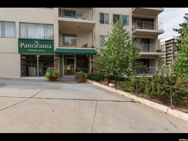 Home for sale at 8 E Hillside Ave #304, Salt Lake City, UT  84103. Listed at 200000 with 1 bedrooms, 1 bathrooms and 754 total square feet