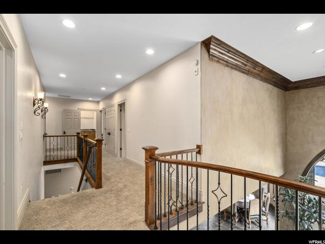 Double Stairway to Upstairs