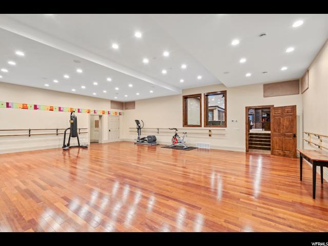 Flex Space - In Home Gym? Sport Court?