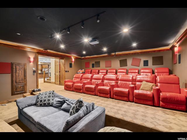 Large Theater Room