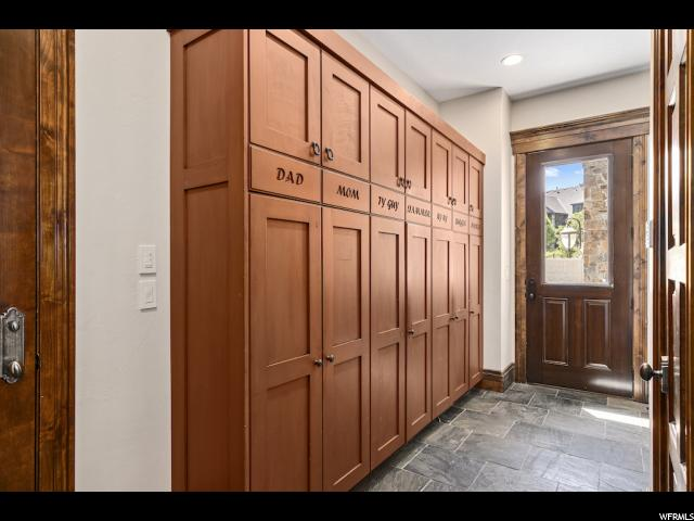 Customized Mud Room