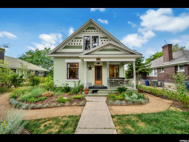 Home for sale at 1154 S 800 East, Salt Lake City, UT 84105. Listed at 625000 with 4 bedrooms, 4 bathrooms and 3,496 total square feet