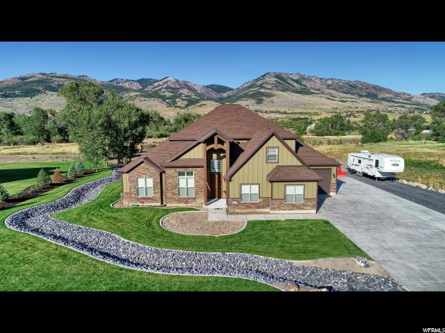 3942 N RIVERS EDGE RD, Eden UT 84310