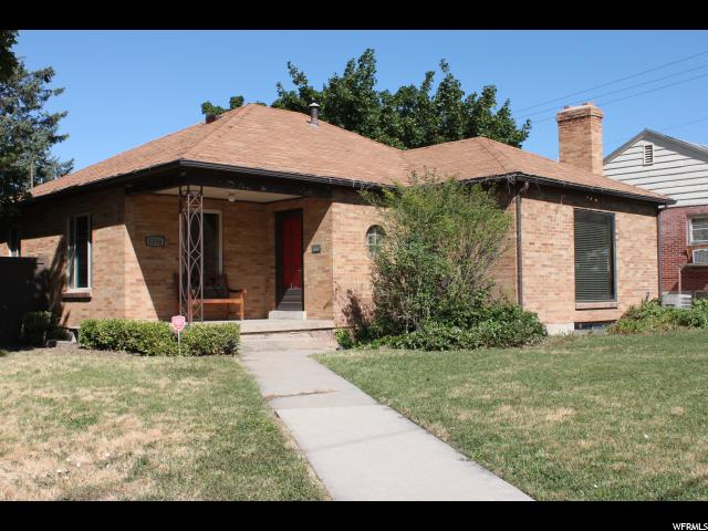 Home for sale at 1516 S 2100 East, Salt Lake City, UT  84108. Listed at 569000 with 3 bedrooms, 2 bathrooms and 2,622 total square feet