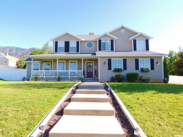346 E BELLA VISTA LN, Elk Ridge UT 84651