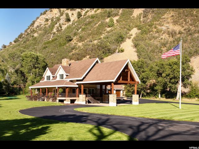 757 S HOBBLE CREEK CANYON, Springville UT 84663