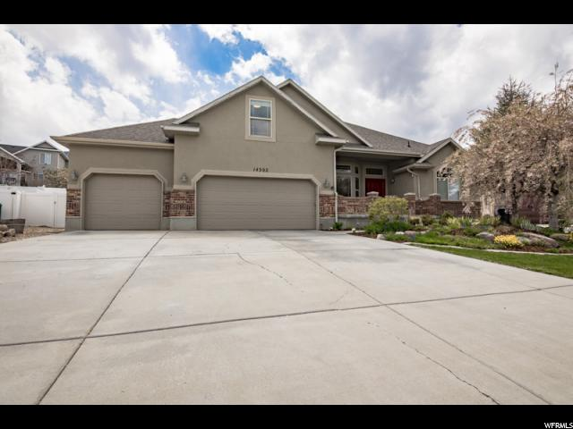 14302 S MAPLE RUN CIR, Herriman UT 84096