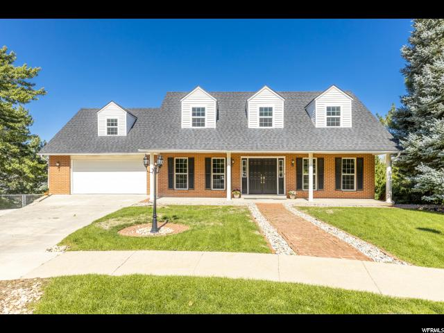 2321 E HIDDEN VALLEY CIR, Sandy UT 84092