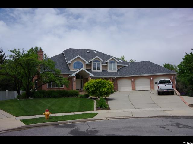 1619 E COTSWOLD CIR, Cottonwood Heights UT 84093