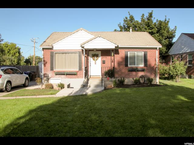 2978 S 1400 E, Salt Lake City UT 84106