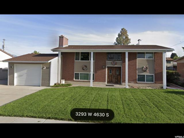 3293 W 4630 S, West Valley City UT 84119