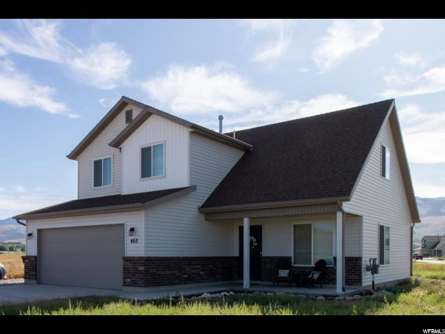 465 S CANYON DR, Franklin ID 83237