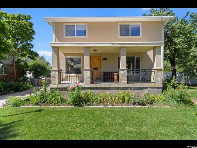 Home for sale at 1836 S 2100 East, Salt Lake City, UT  84108. Listed at 759900 with 5 bedrooms, 4 bathrooms and 4,410 total square feet
