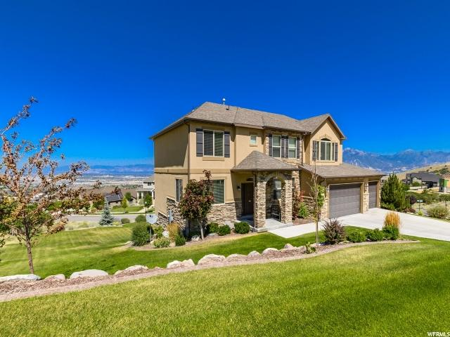 5512 W SECRET CANYON CIR, Herriman UT 84096