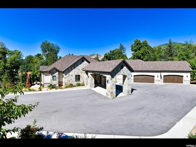 Home for sale at 3490 S Hillside Ln, Salt Lake City, UT  84109. Listed at 1950000 with 5 bedrooms, 3 bathrooms and 6,800 total square feet