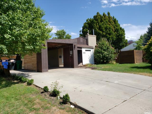Home for sale at 1131 E Iris Ln, Salt Lake City, UT 84106. Listed at 440000 with 4 bedrooms, 2 bathrooms and 2,332 total square feet