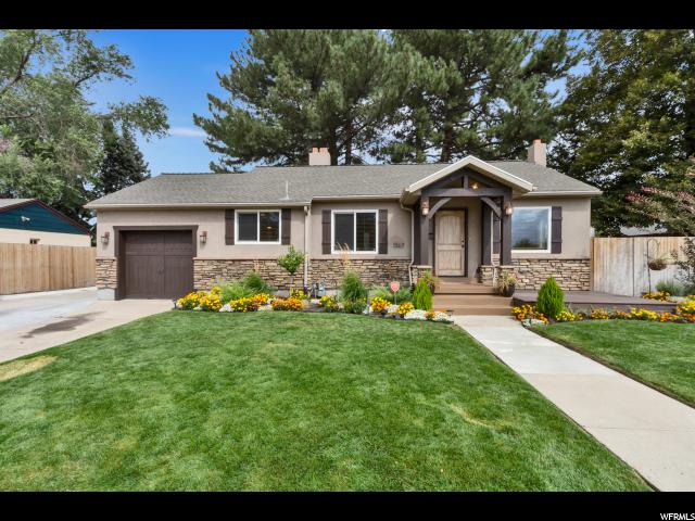 Home for sale at 1567 E 2100 South, Salt Lake City, UT  84105. Listed at 469000 with 4 bedrooms, 2 bathrooms and 1,964 total square feet