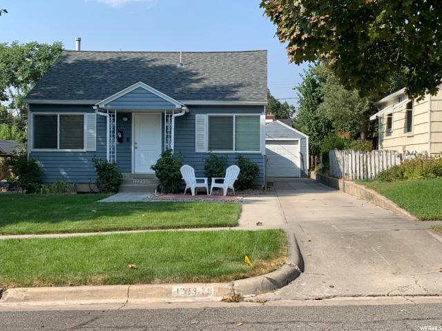 Home for sale at 1223 E Roosevelt Ave, Salt Lake City, UT 84105. Listed at 499999 with 3 bedrooms, 2 bathrooms and 1,716 total square feet