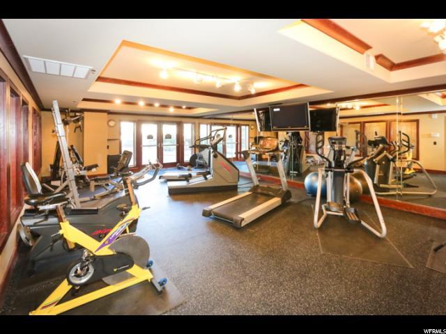 Fitness Room-Common Area