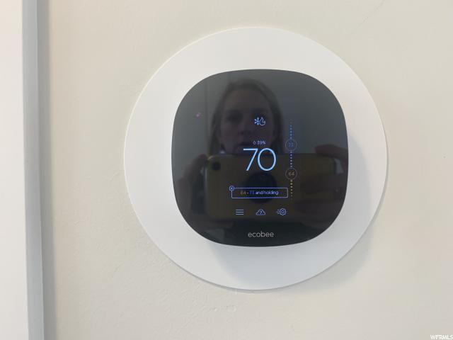Ecobee Thermostats installed: One on Main and One on 2nd Level