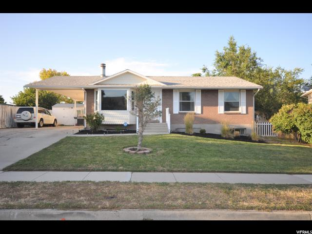 5268 W WESTSLOPE DR, Salt Lake City UT 84118