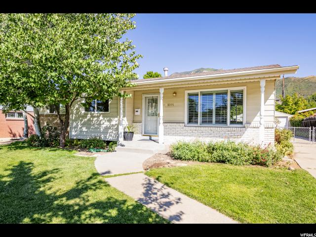 3355 S 3175 E, Salt Lake City UT 84109