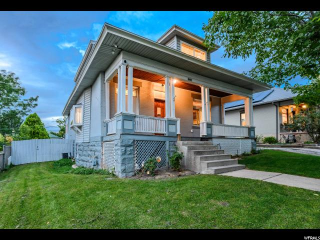 1229 E BRYAN AVE, Salt Lake City UT 84105
