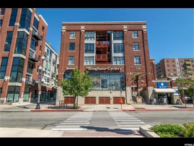 336 W Broadway Salt Lake City, UT 84101 MLS# 1631152
