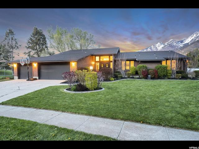 12155 S MOUNTAIN SHADOW RD, Sandy UT 84092