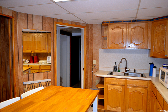 Mother-in Law Apartment. Kitchen Down with Separate entrance