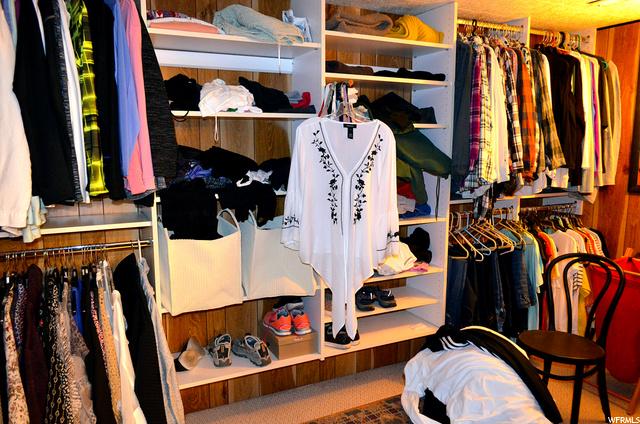 Huge Storage/Closet off Large Family Room