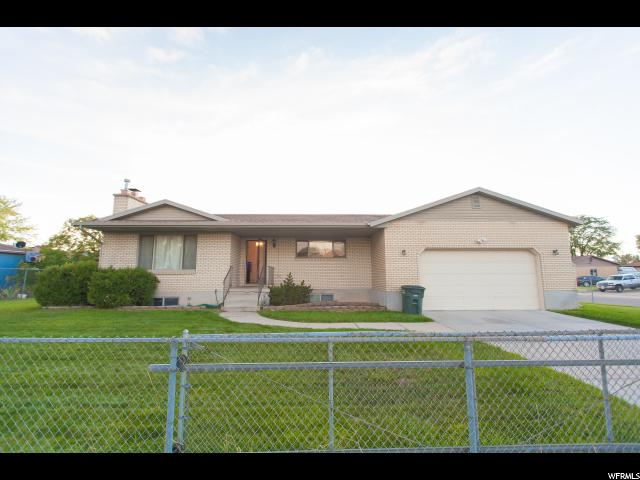 3256 S 4500 W, West Valley City UT 84120